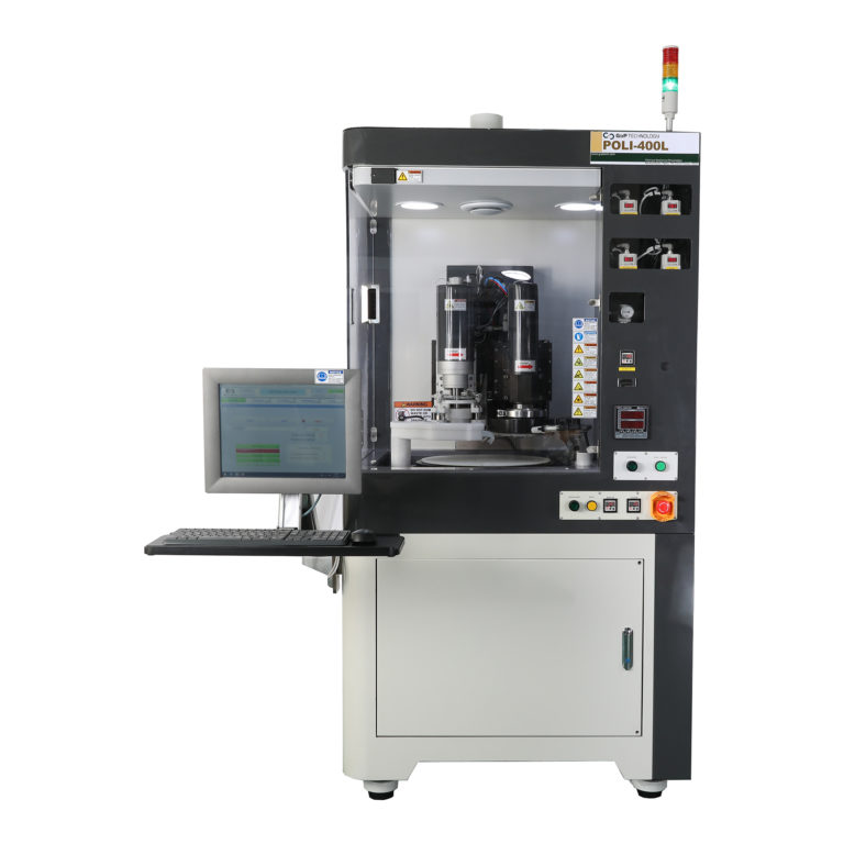 GnP POLI-400 CMP tool