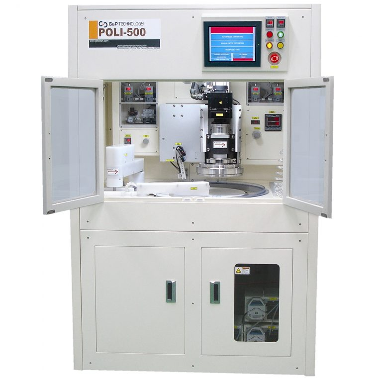 G&P POLI-500 CMP tool