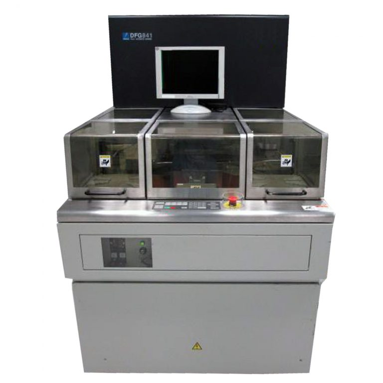 Disco DFG841 wafer grinding system