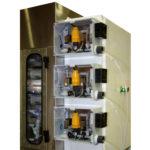 Strasbaugh 6DS-SP four cassette elevators